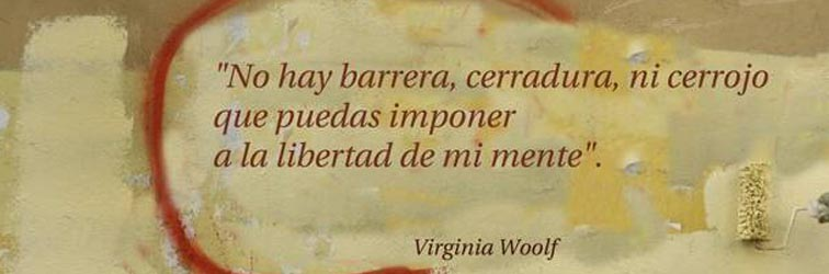 lemas violencia de genero virginia woolf