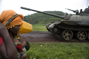 Violence against women in Congo, Rape as weapon of war in DRC